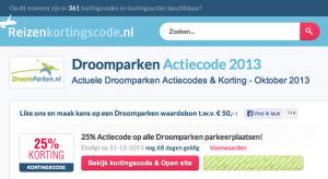 4-kortingscode - Nicetoclick