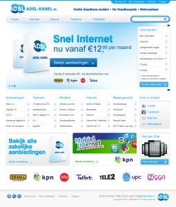 adsl-kabel-webdesign - Nicetoclick