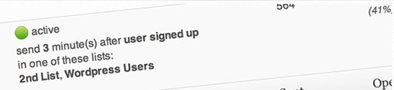 Nieuwsbrief plugin voor WordPress - Nicetoclick