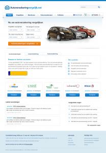 autoverzekeringvergelijk-wordpress-website - Nicetoclick