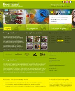beerneart-html-website - Nicetoclick