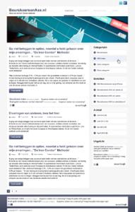 beurskoersaex-wordpress-website - Nicetoclick