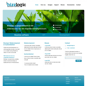 bizzlogic-joomla-website - Nicetoclick