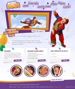 clown-noni-webdesign - Nicetoclick