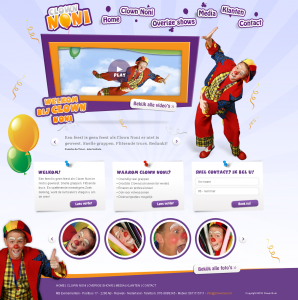clownnoni-webdesign - Nicetoclick