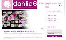 dahlia6-webdesign-thumb - Nicetoclick