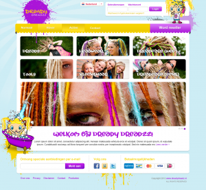dreadydreadz-webdesign - Nicetoclick