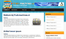 fruitmachines-html-website - Nicetoclick