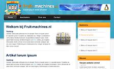 fruitmachines-html-website - Nicetoclick