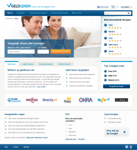 geldlenen-wordpress-website - Nicetoclick