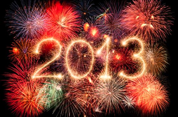 De beste wensen voor 2013! - Nicetoclick