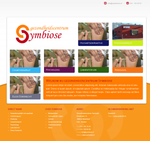 gezondheidscentrum-symbiose-webdesign - Nicetoclick