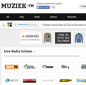 homepage-muziek - Nicetoclick
