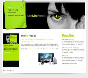 memopanel-joomla-website - Nicetoclick