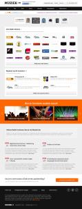 muziek-wordpress-website - Nicetoclick