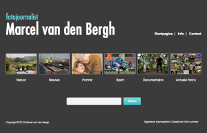 mvdb-fotografie-wordpress-website - Nicetoclick