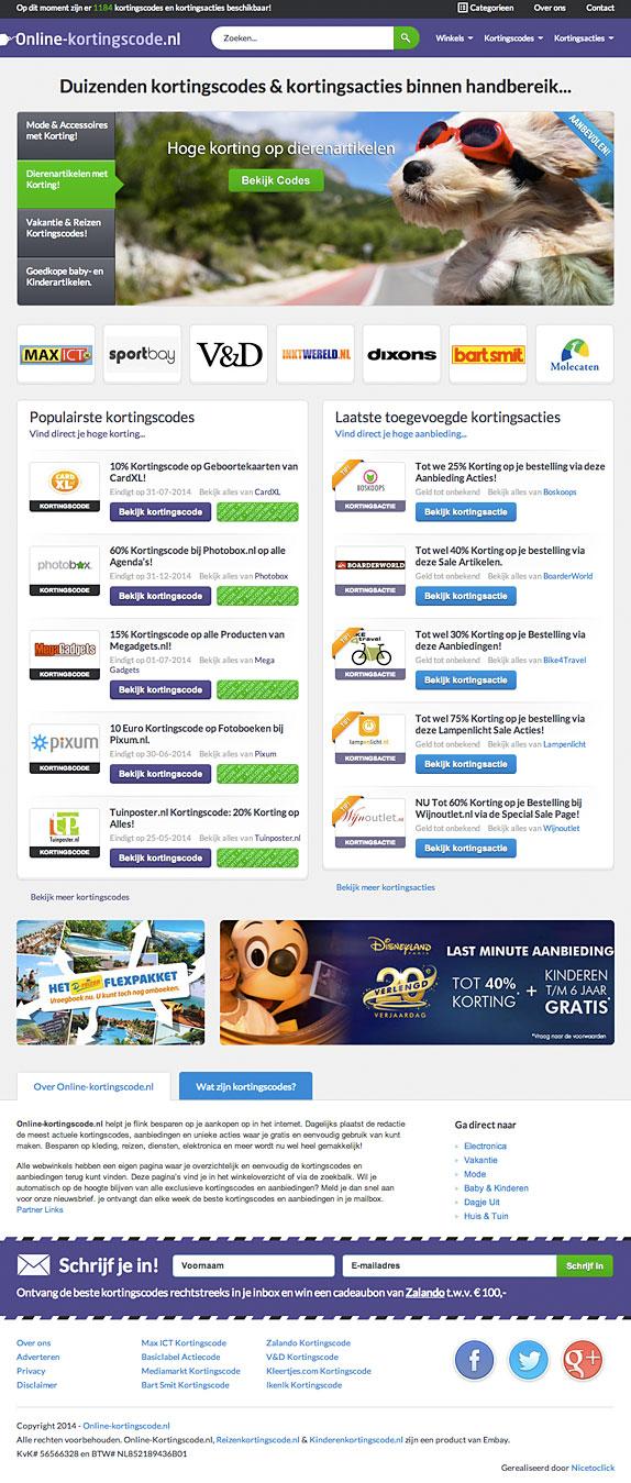 online-kortingscode-blog