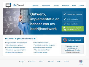 pcdienst-wordpress-website - Nicetoclick