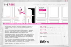 pinkpope-wordpress-website - Nicetoclick