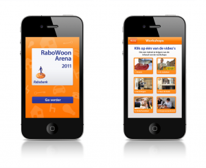 rabowoonarena-applicatie - Nicetoclick