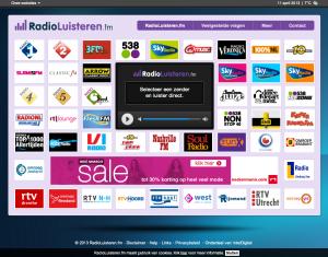 radioluisteren-html-website - Nicetoclick