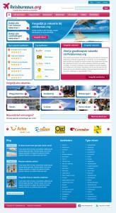 reisbureaus-webdesign - Nicetoclick