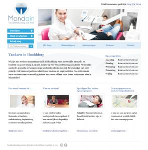 responsive-wordpress-website-mondain - Nicetoclick