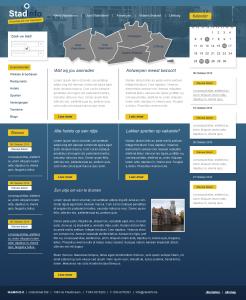 stadinfo-antwerpen-html-website - Nicetoclick