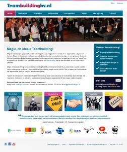teambuilding-wordpress-website - Nicetoclick