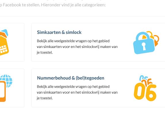 Nicetoclick realiseert vergelijkingssite Simonlyaanbieding.nl - Nicetoclick