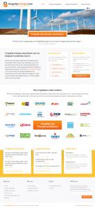 vergelijkenergie-wordpress-website - Nicetoclick