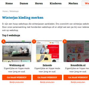 winterjassen-webshop-verzicht - Nicetoclick