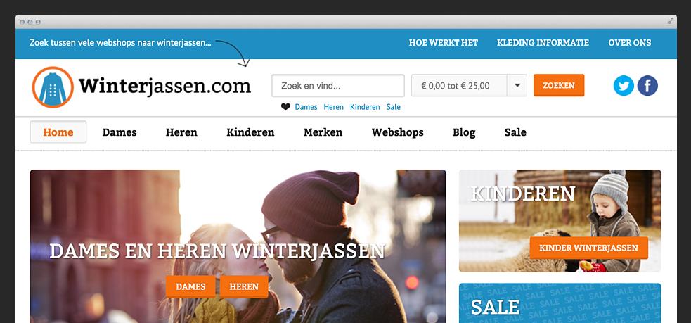 WordPress maatwerk website